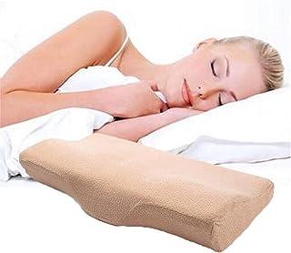 Oreillers en mousse à mémoire de forme, oreillers de contour cervical (taies d'oreiller amovibles et lavables), oreillers ...