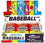 Topps 2015 Heritage Baseball Hobby Box MLB -