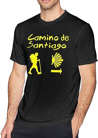 Camino De Santiago Compostela - Camisetas de manga corta ...