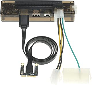 Docooler Laptop External Independent Video Card Graphics Dock Mini PCI-E Version for V8.0 EXP GDC Beast