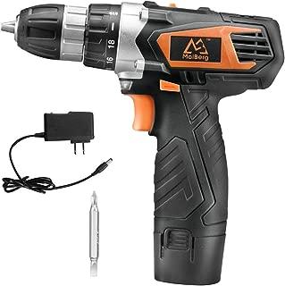 mastercraft drill battery