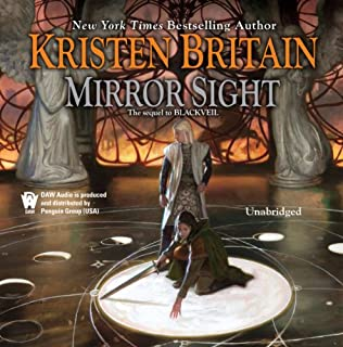 Mirror Sight audiobook cover art