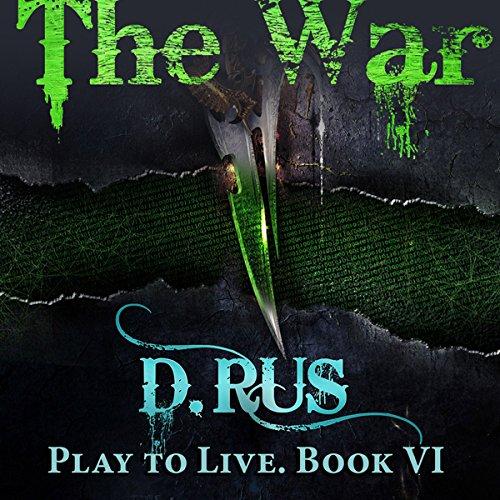 The War audiobook cover art