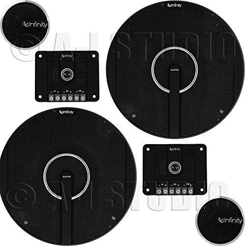 Infinity Kappa 60.11CS 6-3/4' Component Speaker System