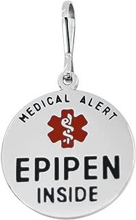 epipen bag tag