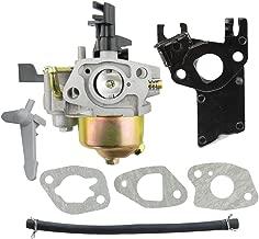HIPA Carburetor with Insulator for Baja Warrior Heat Mb165 Mb200 163cc 196cc 6.5HP Mini Bike