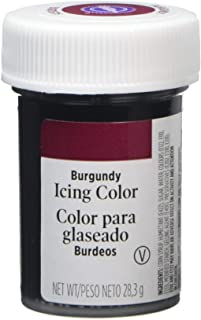 Wilton Burgundy Icing Colour, 28g