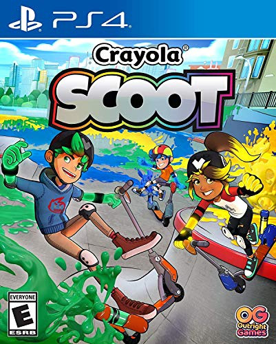 Crayola Scoot for PlayStation 4 [USA]