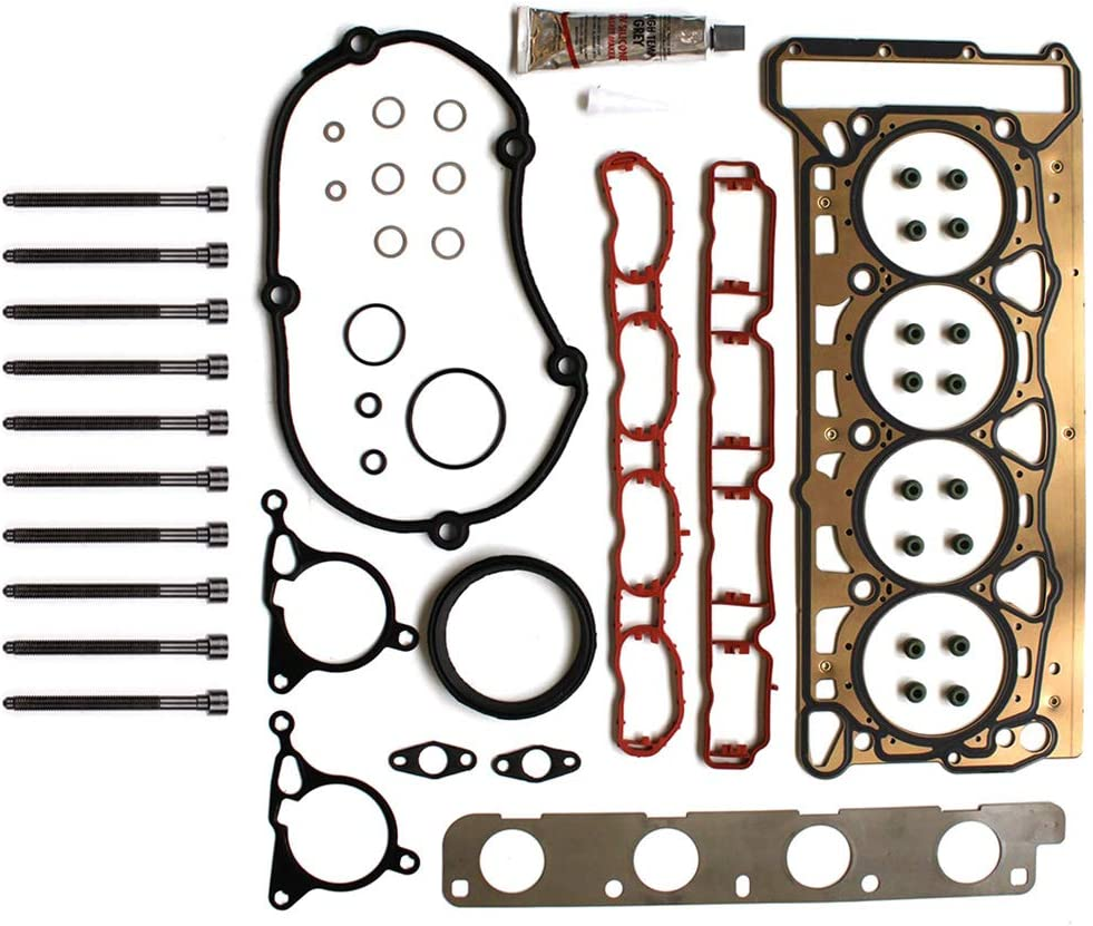 ECCPP Engine 最安値 Replacement Head Gasket Compatible with Sets 半額 Bolts