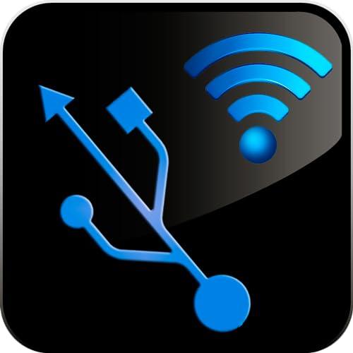 Instant USB WiFi Tether Widget
