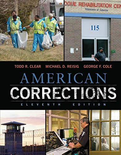 By Todd R. Clear - American Corrections (11th Edition) (2015-01-16) [Hardcover]