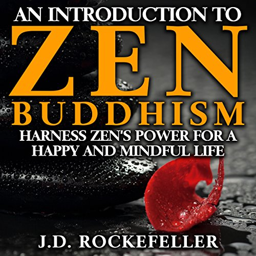 An Introduction to Zen Buddhism cover art