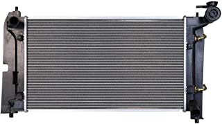 Prime Choice Auto Parts RK910 New Complete Aluminum Radiator