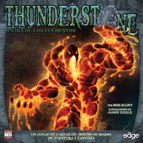 Edge Entertainment Thunderstone La Ira de los Elemente - Spanisch Farbe ärtner GTS02