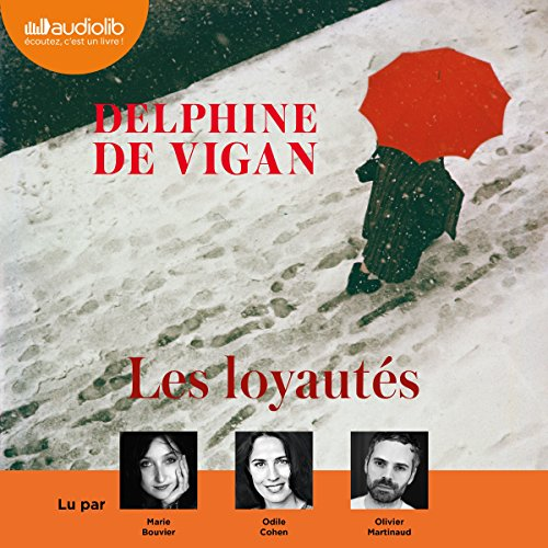 Les loyautés audiobook cover art