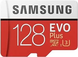 Samsung EVO Plus - Tarjeta de Memoria de 128 GB con
