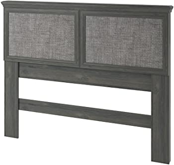 Altra Stone River Full/Queen Headboard with Fabric Panels