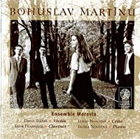 Bohuslav Martinu: Ensemble Moravia