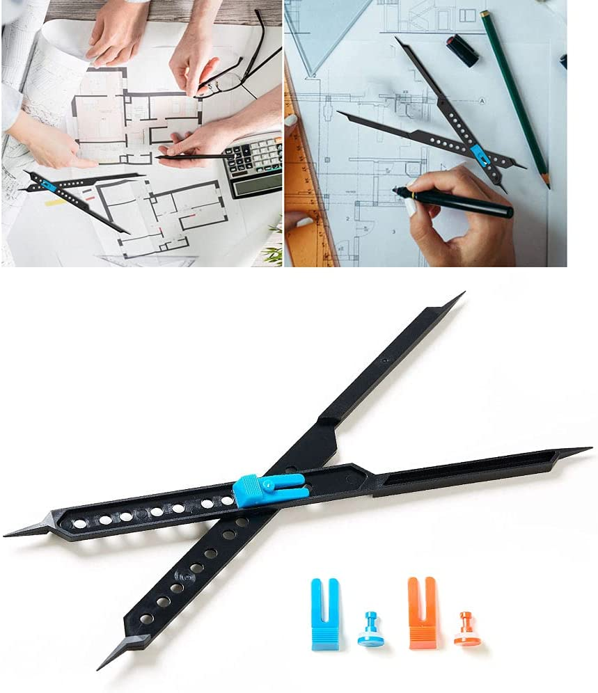 SHURROW Multifunctional Drawing Max 41% OFF Ruler OFFicial shop Tool Scale Artist