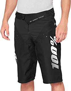 100% MTB-shorts R-Core zwart