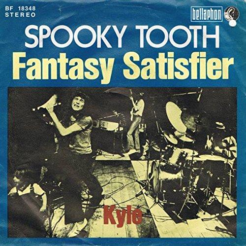 Fantasy Satisfier [Vinyl Single 7'']