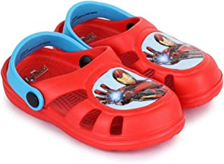 Marvel Avengers by Toothless Kids Boys Moulds Clogs