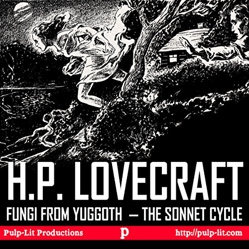 Page de couverture de Fungi from Yuggoth, the Sonnet Cycle