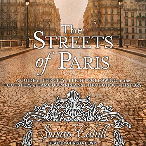 Couverture de The Streets of Paris