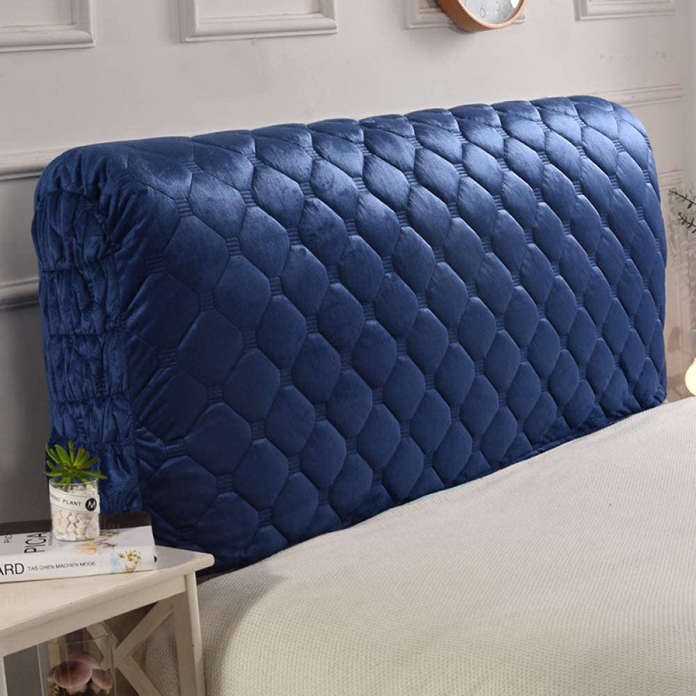 Ranking TOP7 QIAOQ Headboard Cover All-Inclusive Dust Free shipping New Protection Suede