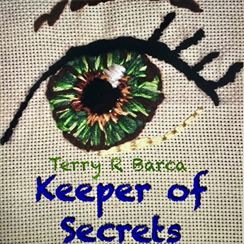 Keeper of Secrets audiobook cover art