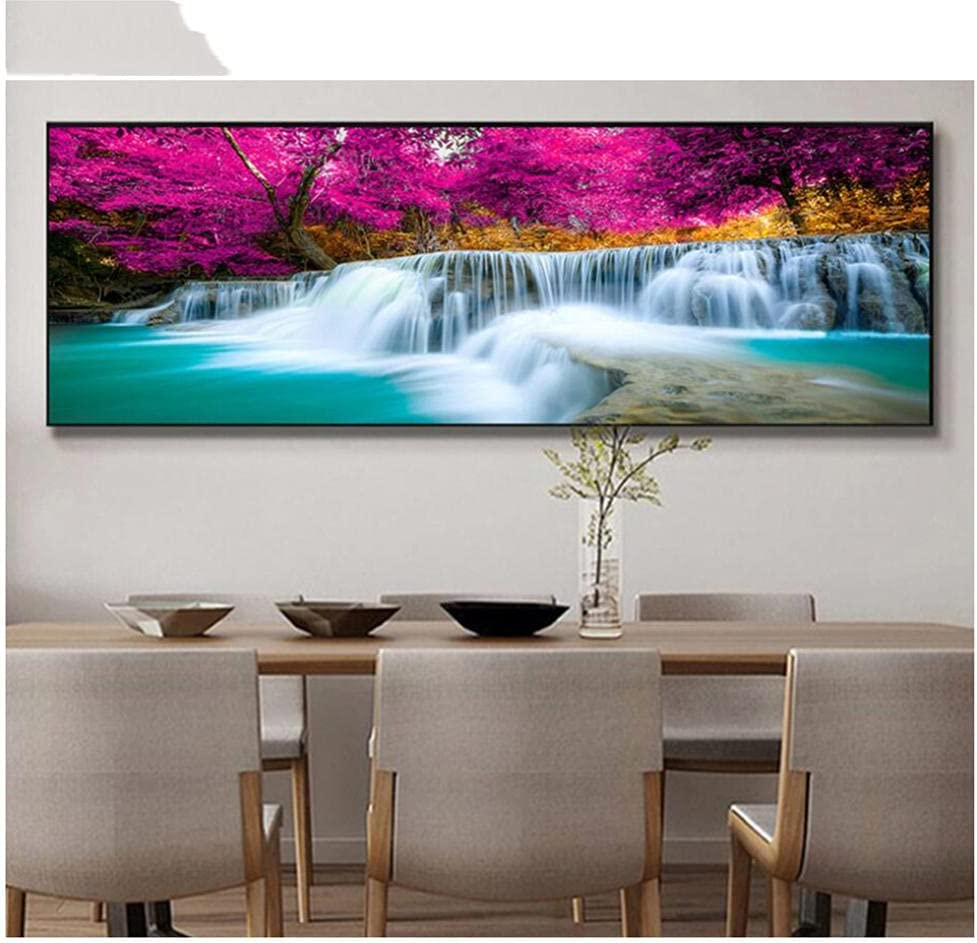 Diamond Painting sold out Landscape Large Free shipping / New Waterfall Kit