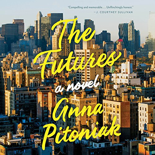 The Futures audiobook cover art