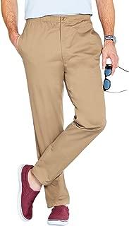 Best mens cotton elasticated waist trousers Reviews