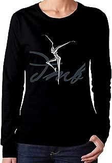 Womans T Shirt Dave Matthews Band Hip-hopSexy Long Sleeve T-Shirt