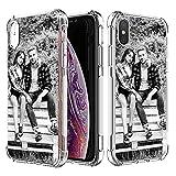 SHUMEI Coque personnalisée pour Apple iPhone XS Max, 6,5 Pouce Personnalisé Photo Cadeau...