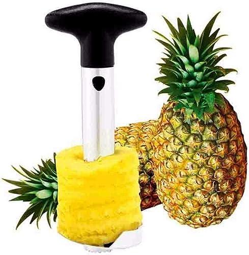 2021 iKiKin Easy Kitchen Tool Fruit 2021 wholesale Pineapple Corer Slicer Cutter Peeler outlet online sale