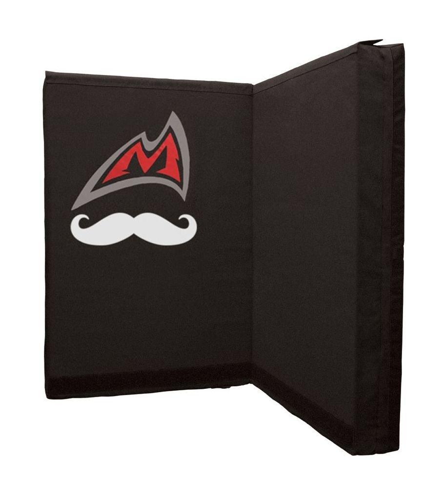 Mad Rock Mustache Black Size