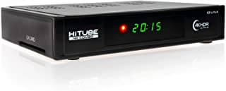 Decoder HiTUBE 4K Combo 1xDVB-S2X 1xDVB-T2/C Linux Enigma 2 OPENATV IPTV e Wi-Fi