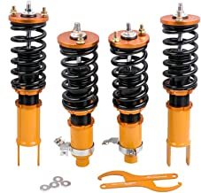 Best 98 honda civic coilovers Reviews