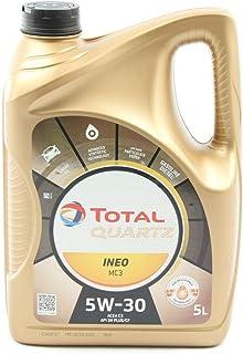 Total Quartz Ineo MC3 5W30 Huile Moteur, 5L
