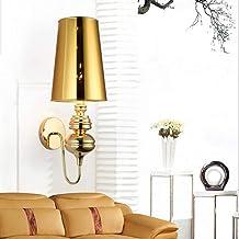KMMK Creatieve wandverlichting - wandlamp led vier soorten kleur moderne creatieve eenvoud werkkamer woonkamer gang restau...