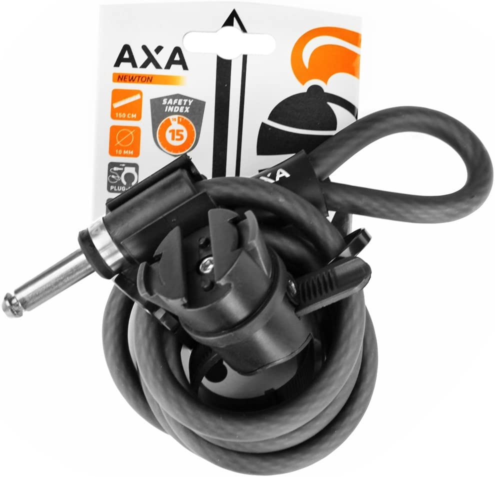 AXA OFFer Newton 150 10 Bike Cable Lock Limited price