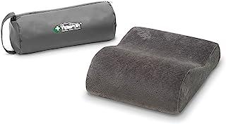 テンピュール(Tempur) 旅行用品・旅行小物 枕 グレー 約 幅25x奥行31x厚さ7~10cm トラベルピロー 123095