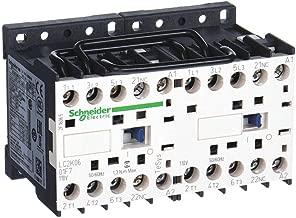 SCHNEIDER ELECTRIC Reversing Contactor 575-Vac 6A Iec LC2K0601G7 Ac Drive 1 Hp 480V 3 Phase