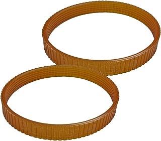 DeWALT DW733 Craftsman 351217130 Jointer Planer (2 Pack) Replacement Drive Belt # 285968-00-2pk