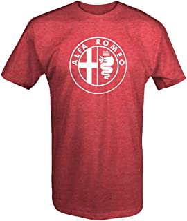 Alfa Romeo Circle Euro T Shirt
