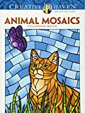 Creative Haven Animal Mosaics Coloring Book (Creative Haven Coloring Books)