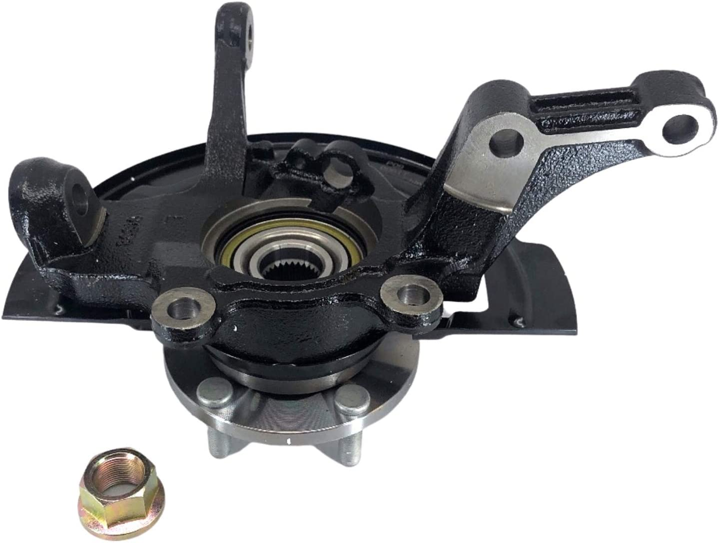 Doc's Loaded Steering Knuckle Front fits Passenger New products world's El Paso Mall highest quality popular Side 2002-200