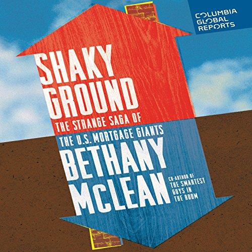 Shaky Ground cover art