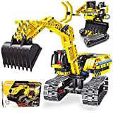 NOIHK Science Projects Kits for Kids,Building Excavator Sets for 7, 8, 9, 10 Year Old Boys & Girls,...
